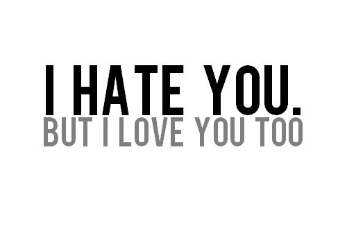 Foto bij O6. I hate you, I love you (Harry)