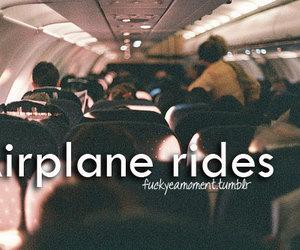 airplane rides!