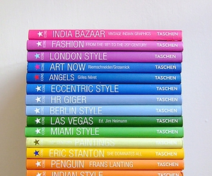 books in colours