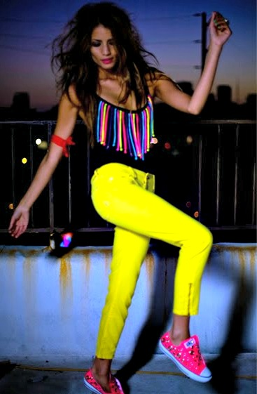 neon outfit | Tumblr |...