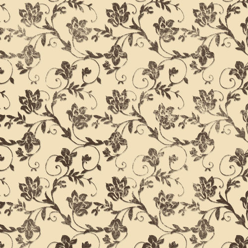 Pink Vintage Flowers Twitter Background Theme For