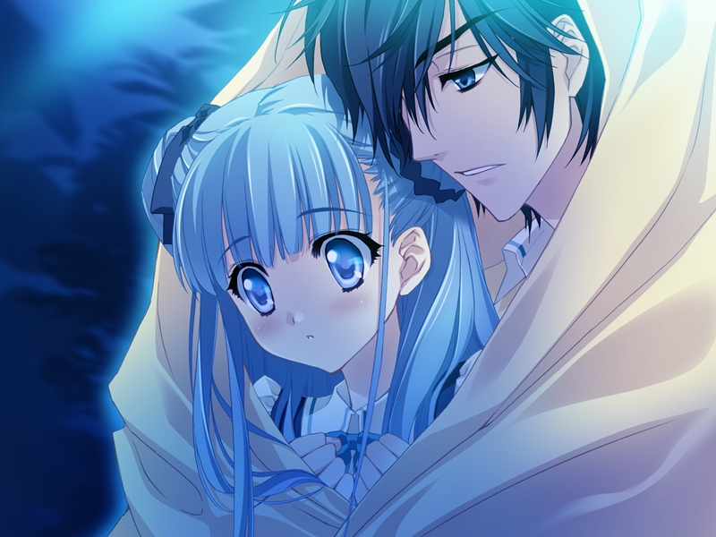 Alg n d a el amor de tu vida llegara y te har m s feliz - Image manga couple ...