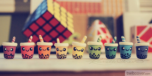 Bubble tea twitter headers twitter covers twitcover com we heart