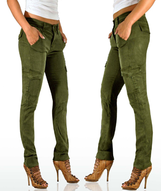 army pants by Tabitha | WHI