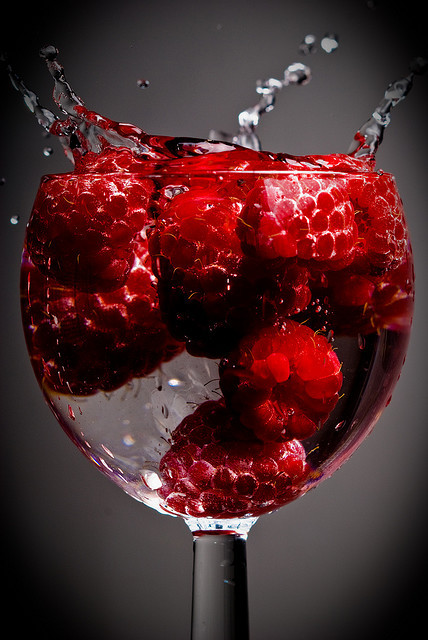 Drop a Raspberry | Flickr – Compartilhamento de fotos!