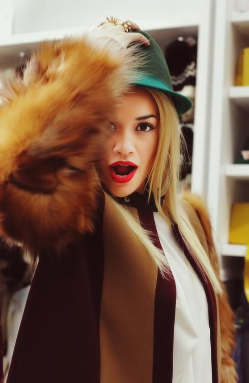 World Stars:- Rita Ora-