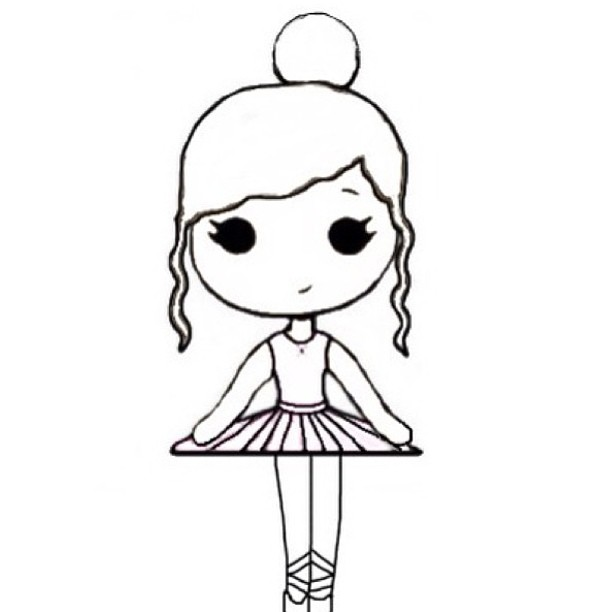 47 Images About Chibi Templates On We Heart It | See More About