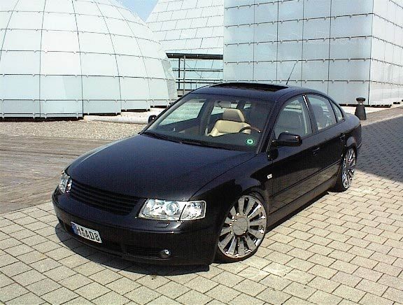passat b5 vw passat b5 tuning tuning cars by. Black Bedroom Furniture Sets. Home Design Ideas
