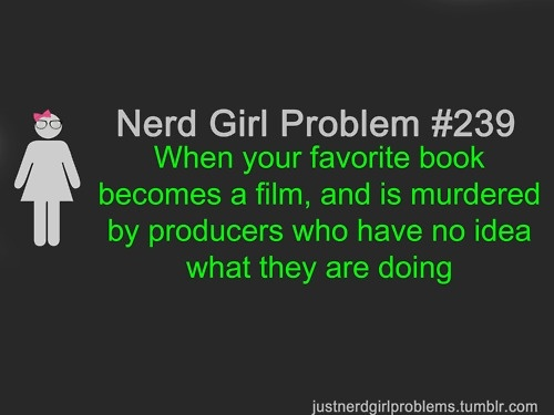 Nerd World Problems / yup.