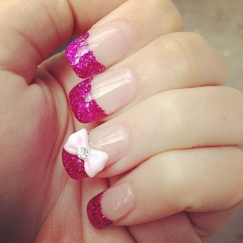 Show me those amazing nails! / so nice, and pink! #nails #beauty #DIY