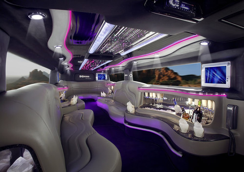 inside hummer h3 limousine we heart it. Black Bedroom Furniture Sets. Home Design Ideas