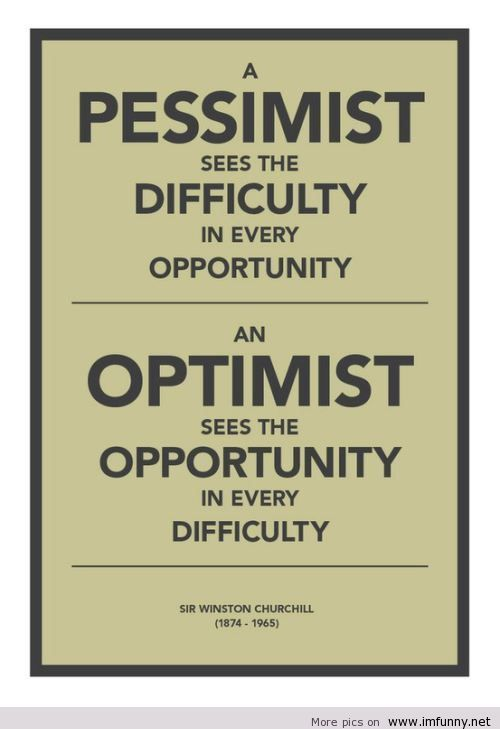 optimism quote with - photo #7