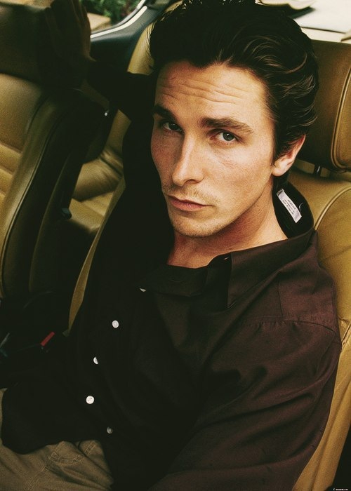 Happy Birthday, Christian Bale...You're A Babe! photo 5