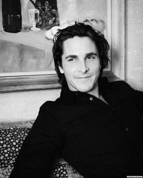 Happy Birthday, Christian Bale...You're A Babe! photo 4