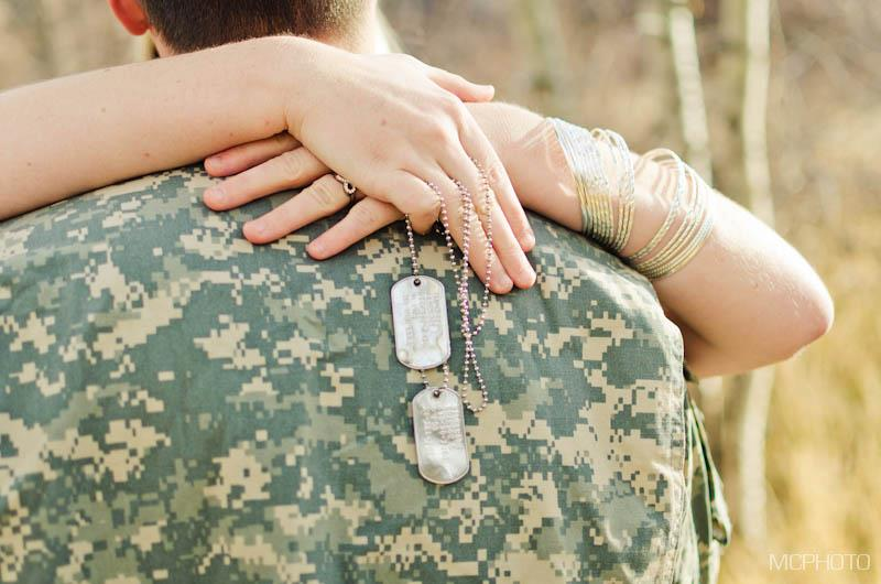 Military Love Quotes Tumblr: Couple And Soldier