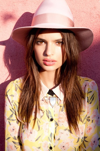 drBucketList - Emily Ratajkowski - Ford Model