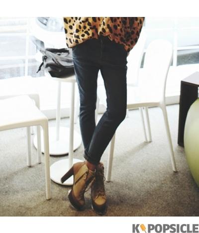 py 04977 0 large Denim Baggy Pants | Women