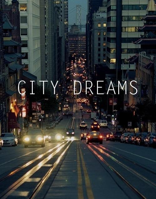 DREAMS | Places where I want to go.