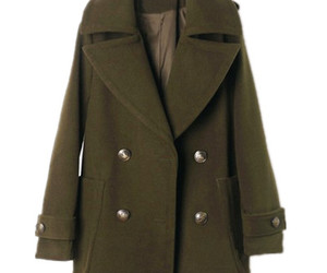 fashion woolen coats