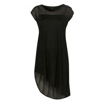 Black Sweater Dress on Spliced Black Dress   Dresses Casual Dress Casual Dresses Lace Dress