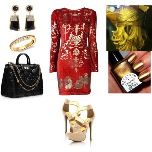 A Roma Affair- The Ring!! - Polyvore