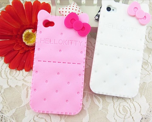 Funny_cute_hello_kitty_with_bow_biscuit_silicon_iphone_4_case_cover_3__large