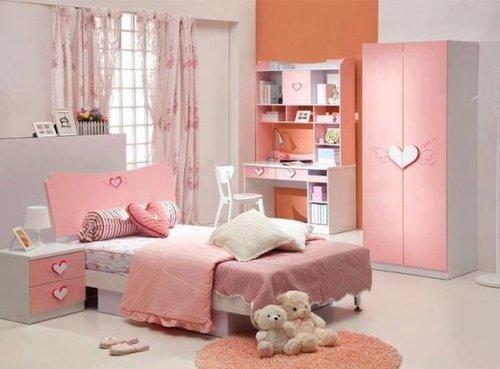 decoração rosa