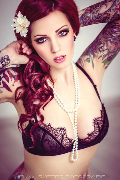Girls With Tattoo Sleeves Tumblr