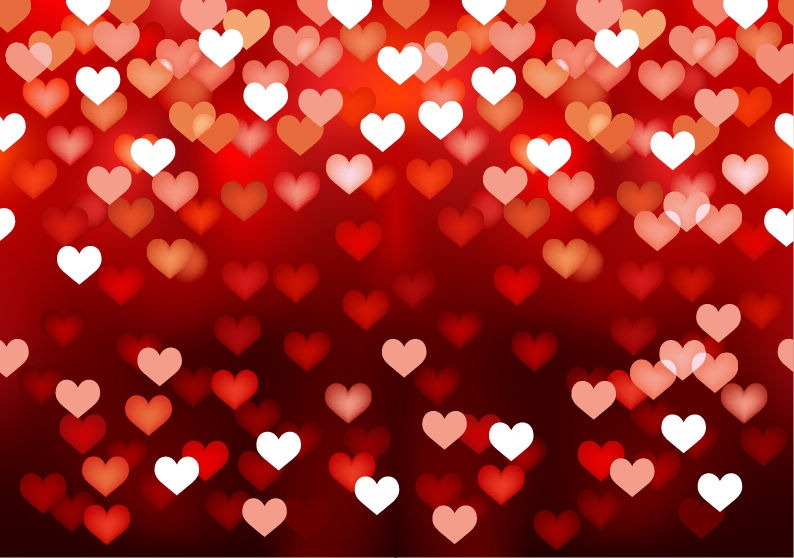 Image Detail For -Abstract Love Heart Background