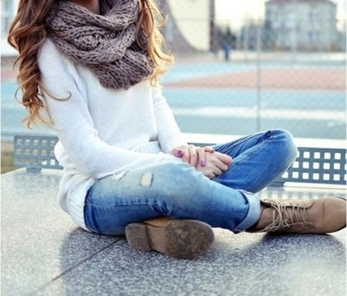 T3x5m6-l-610x610-shoes-scarf-knit-sweater-ripped-jeans-fall-sweater_large