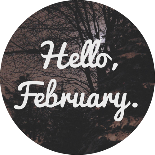february | Tumblr discovered by @Nelly_G on We Heart It