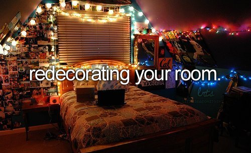 hipster room Tumblr We Heart It