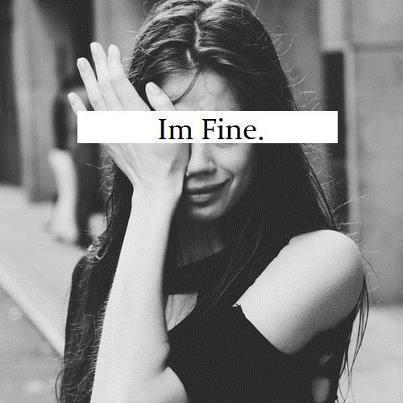 Ich fühle mich allein