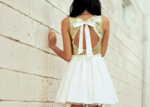 Spqmnj-l-610x610-dress-white-bow-cut-out-back-clothes-gold-found-on-tumblr_large