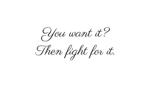 Quotes About Love And Fighting Tumblr : Alexia - Inspirational Quotes ? - Girlscene