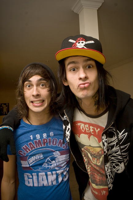 vic-fuentes-and-mike-fuentes-gallery large pngVic Fuentes And Mike Fuentes Young