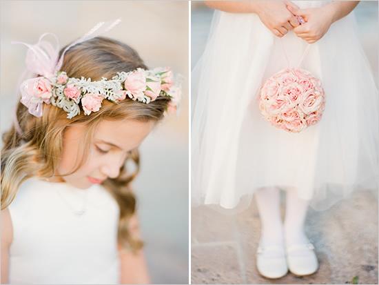 Head Wreath Flower Girl Wreath For Flower Girl