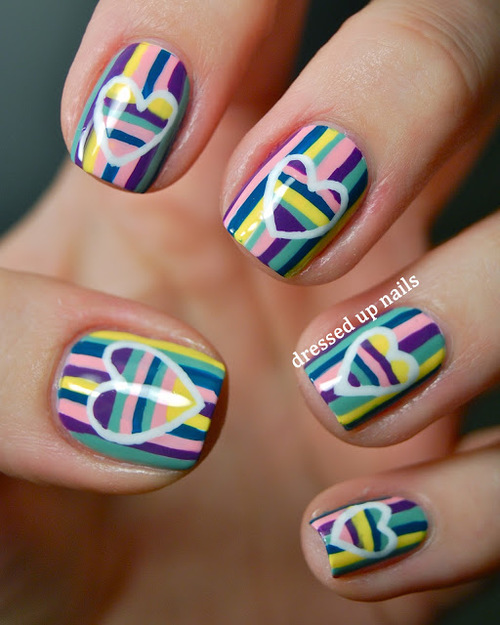 Striped-hearts-on-stripes-nail-art-1_large