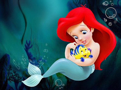 Princesas bebés de Disney - Imagui on we heart it / visual bookmark #