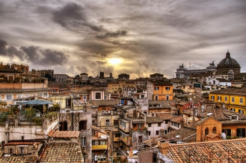 Incredible HDR Photos of Rome | Abduzeedo - design inspiration and tutorials