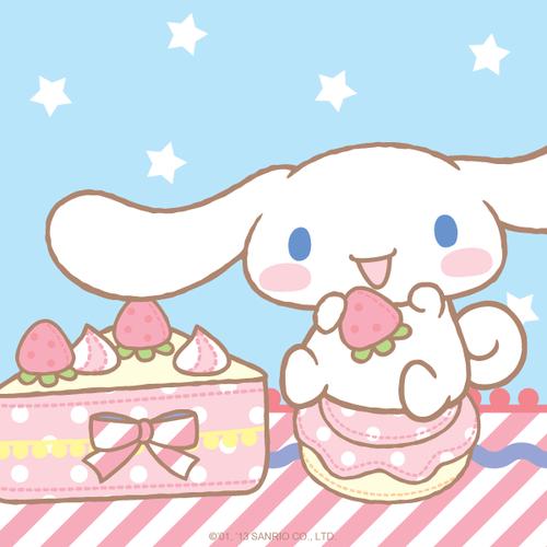 Sanrio Birthday Cake