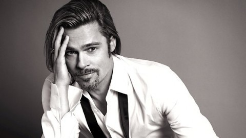 Fuck Yeah... He's Brad Pitt