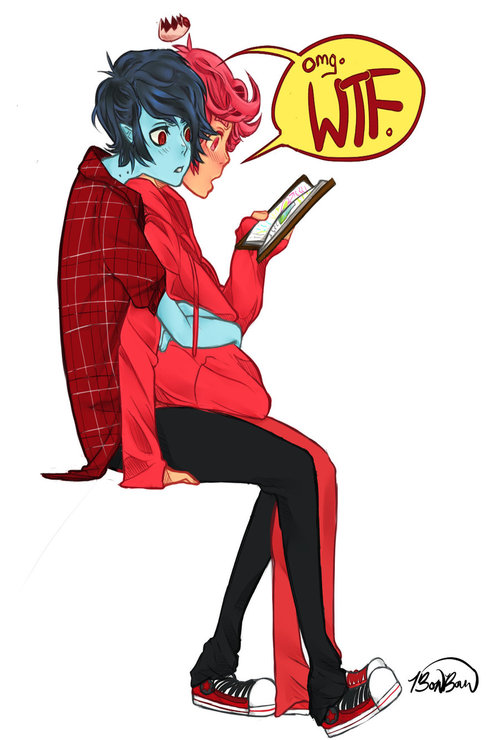 12 marshall lee and prince gumball tumblr by secret whi