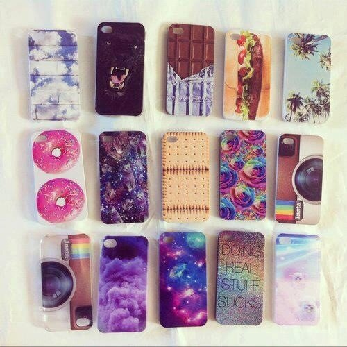 Cute Phonecases.