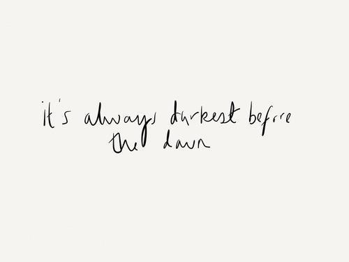 Florence's advice | via Tumblr