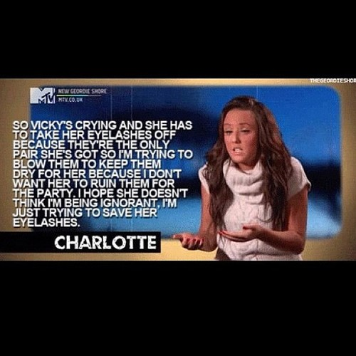 charlotte and gaz relationship quotes