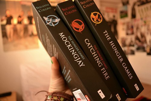 the hunger games books | Tumblr
