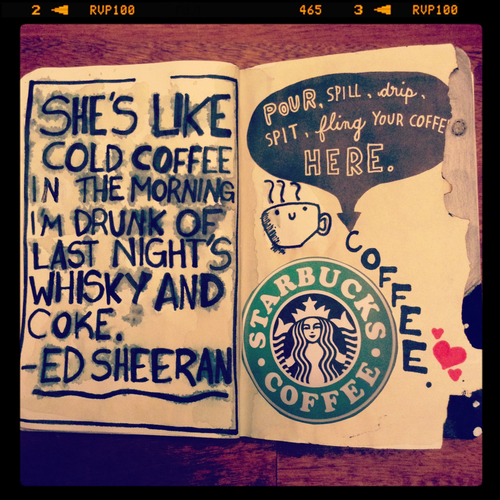 She S Like Cold Coffee In The Morning We Heart It