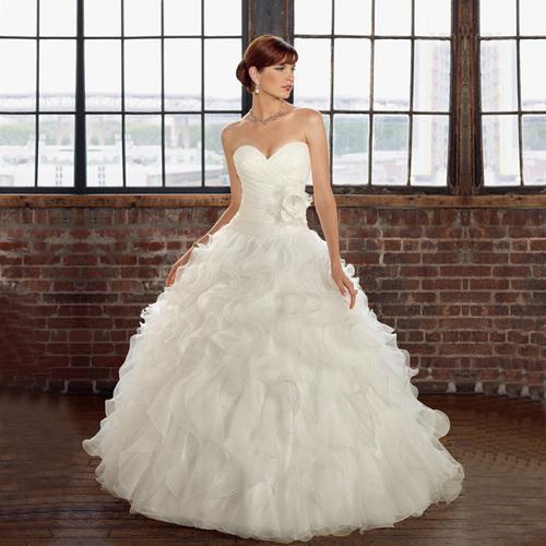 Giant Ball Gown Wedding Dress: Beautiful Wedding Dresses