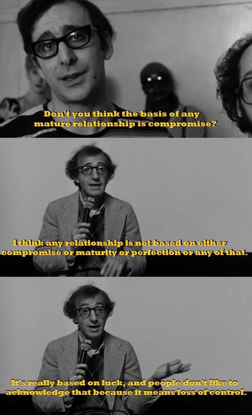 the 20 most relatable woody allen quotes musik b cher. Black Bedroom Furniture Sets. Home Design Ideas